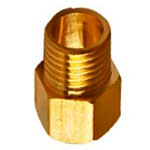 Brass Coupling Nuts