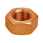 Brass Heavy Hex Nuts